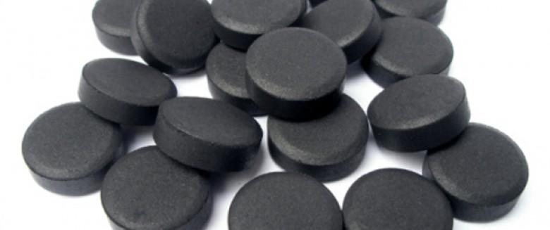 pastille charbon actif